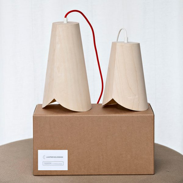 Handmade Tulip lamps to sizes