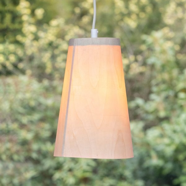 The Cone pendant - handmade Danish lamp design - small
